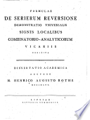 Reversione Pdf/ePub eBook