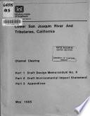 Lower San Joaquin River and Tributaries  California Book