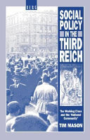 Social Policy in the Third Reich