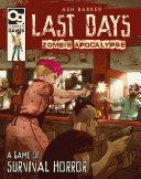 Pdf Last Days: Zombie Apocalypse