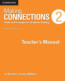 Making Connections Level 2 Teacher s Manual