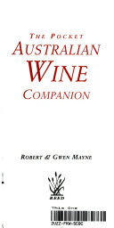 The pocket Australian wine companion