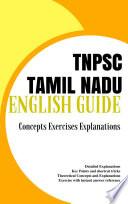 English Guide Book TNPSC TAMIL NADU PUBLIC SERVICE COMMISSION