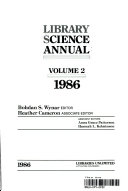 Library Science Annual