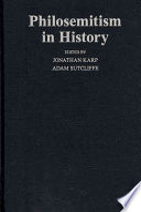 Philosemitism In History