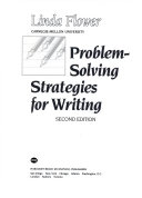 Problem solving Strategies for Writing
