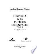 Historia de los pueblos orientales: Del fin de la Guerra Grande al novecientos