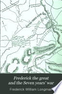 Frederick the Great and the Seven Years  War Book