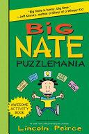 Big Nate Puzzlemania Book