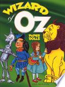 Wizard of Oz Paper Dolls