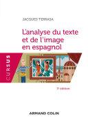 L'analyse du texte et de l'image en espagnol - 3e éd. [Pdf/ePub] eBook