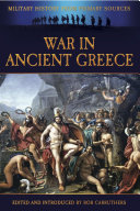 War in Ancient Greece ebook