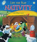 Lift-the-Flap Nativity