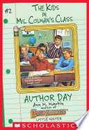 Author Day  The Kids in Ms  Colman s Class  2