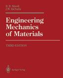 Engineering Mechanics of Materials Book