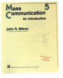 Mass Communication  an Introduction