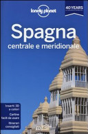 Guida Turistica Spagna centrale e meridionale Immagine Copertina