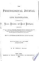 The Phrenological Journal and Science of Health Book PDF