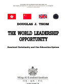 The World Leadership Opportunity Book