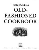 Betty Crocker S Old Fashioned Cookbook