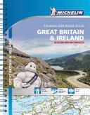 Michelin Great Britain and Ireland Road Atlas
