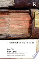 Traditional Slovak Folktales Book