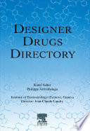 Designer Drugs Directory Book