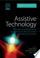 Assistive Technology  Principles and Applications for Communication Disorders and Special Education Book