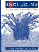 Including Students with Severe Disabilities
