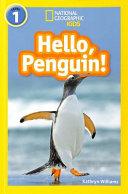 Hello  Penguin
