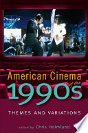 American Cinema of the 1990s Book