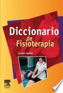 Diccionario de fisioterapia