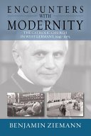 Encounters with Modernity