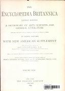 The Encyclolpaedia Britannica