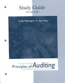 Study Guide for Use with Principles of Auditing and Other Assurance Services Book