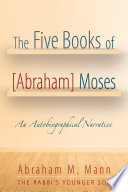 The Five Books of  Abraham  Moses