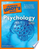 The Complete Idiot S Guide To Psychology 4th Edition