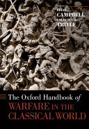 Pdf The Oxford Handbook of Warfare in the Classical World Telecharger