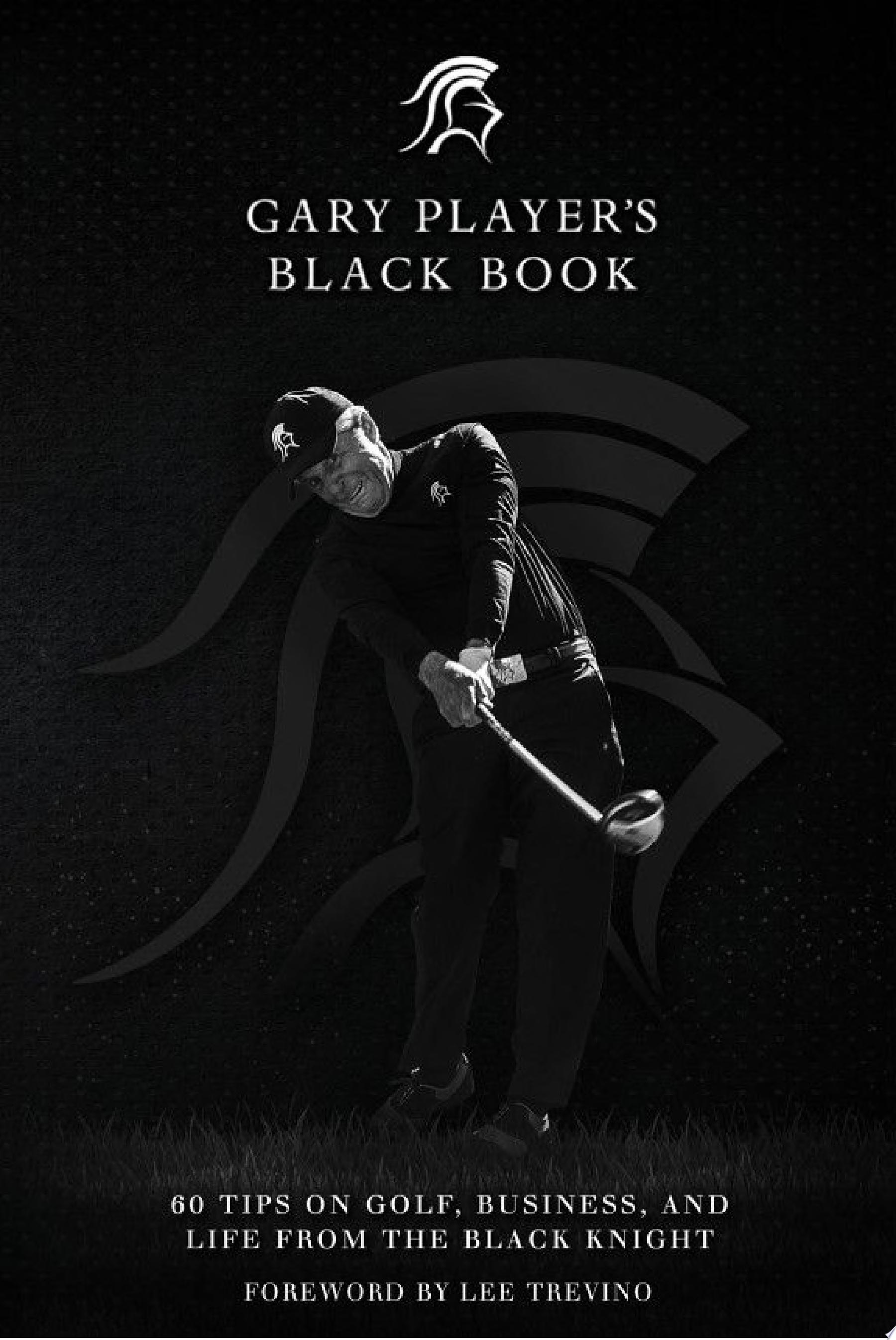 Gary Player s Black Book