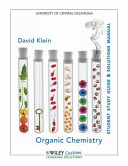 Student Solutions Manual Organic Chemistry 1E with School Supp for University of Central Oklahoma