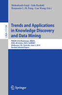 Trends and Applications in Knowledge Discovery and Data Mining [Pdf/ePub] eBook