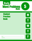 Daily Word Problems  Grade 5 Sb Book