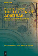 The Letter of Aristeas