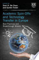 Academic Spin Offs And Technology Transfer In Europe