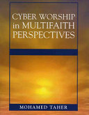 Cyber Worship In Multifaith Perspectives Book
