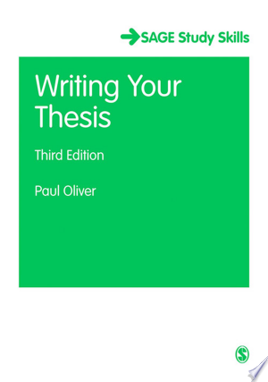 Download Writing Your Thesis online Books - godinez books