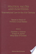 The Globalization Of Child Law