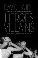 Heroes and Villains Book