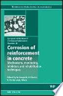 Corrosion of Reinforcement in Concrete