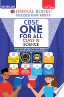 Oswaal CBSE One for All  Science  Class 10  For 2022 Exam